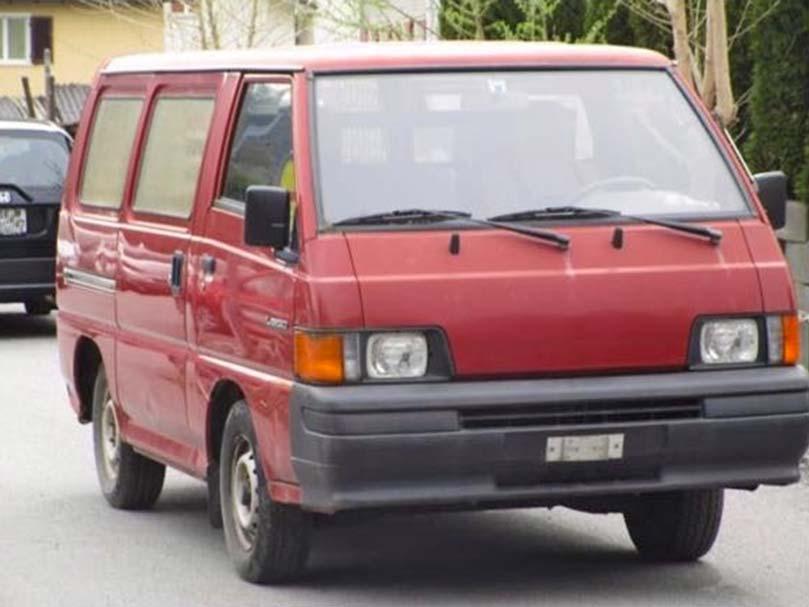 Mitsubishi L300 2002 Benzin 2L Handschaltung 234000km