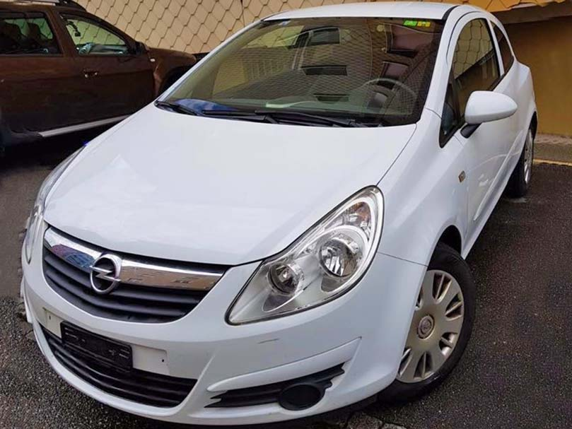 Opel Corsa Benzin 2007 Handschaltung Klimaanlage 235000km
