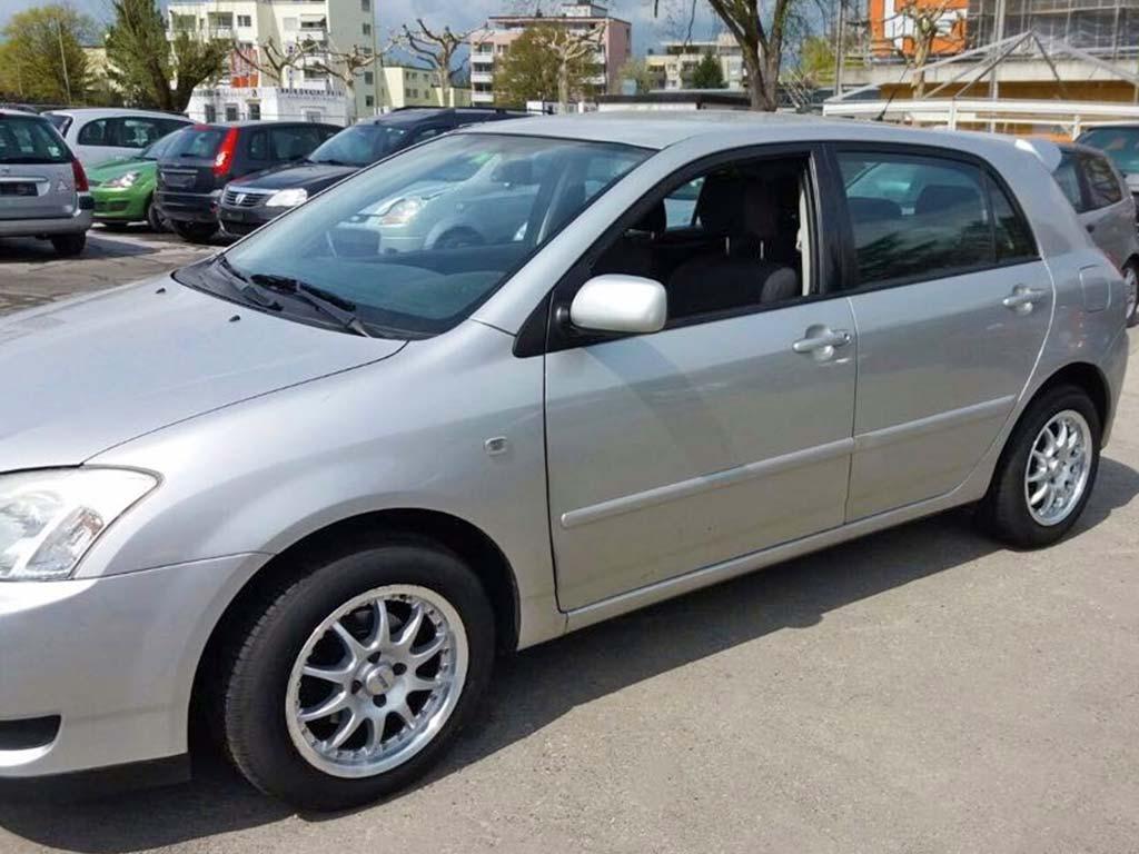 Toyota Corolla 1,6L Benzin 2005 175000km Autoankauf