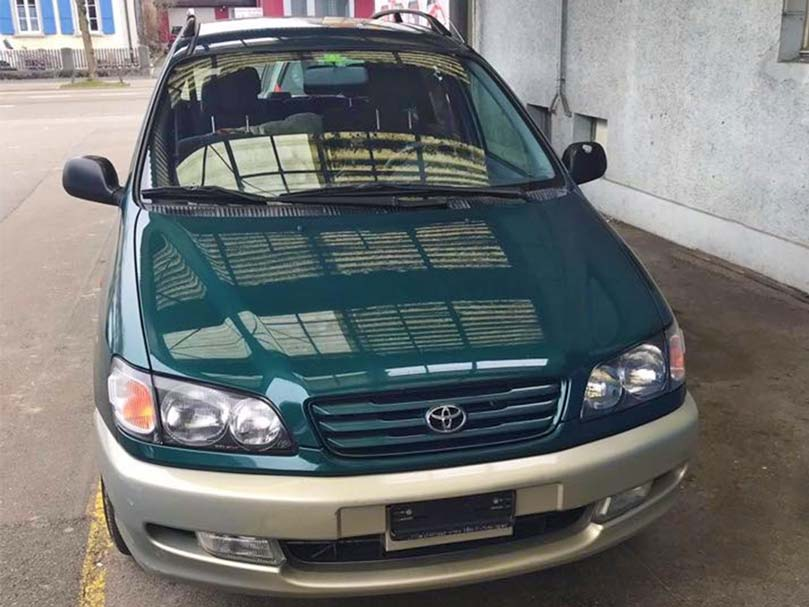 Toyota Picnic Klimaanlage Jg 1999 Handschaltung 2,0L Benziner 175000km