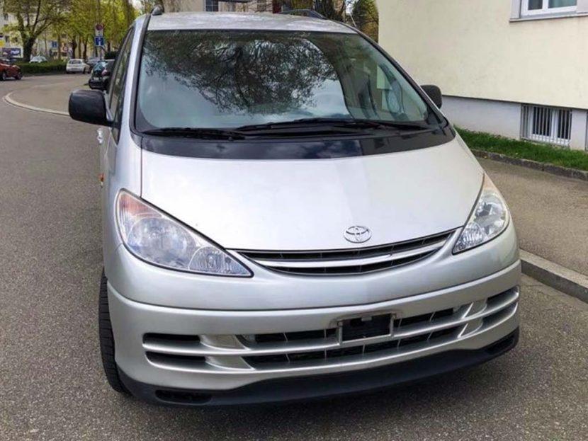 Toyota Previa 2004 Automat Klimaanlage 245000km 2,4L Benzin Autoankauf