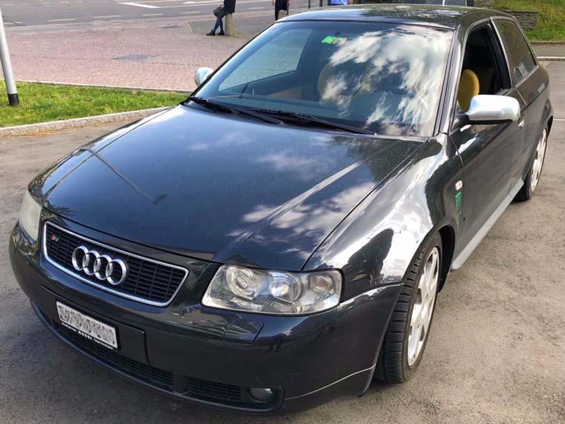 Audi S3 2003 Handschaltung Klimaanlage 245000km