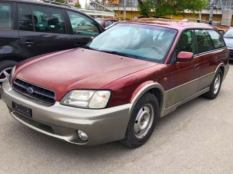 Subaru Legacy 1999 3L Benzin 226000km