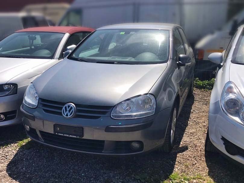 VW Golf 2005 1,9L Diesel Handschaltung Klimaanlage 187000km