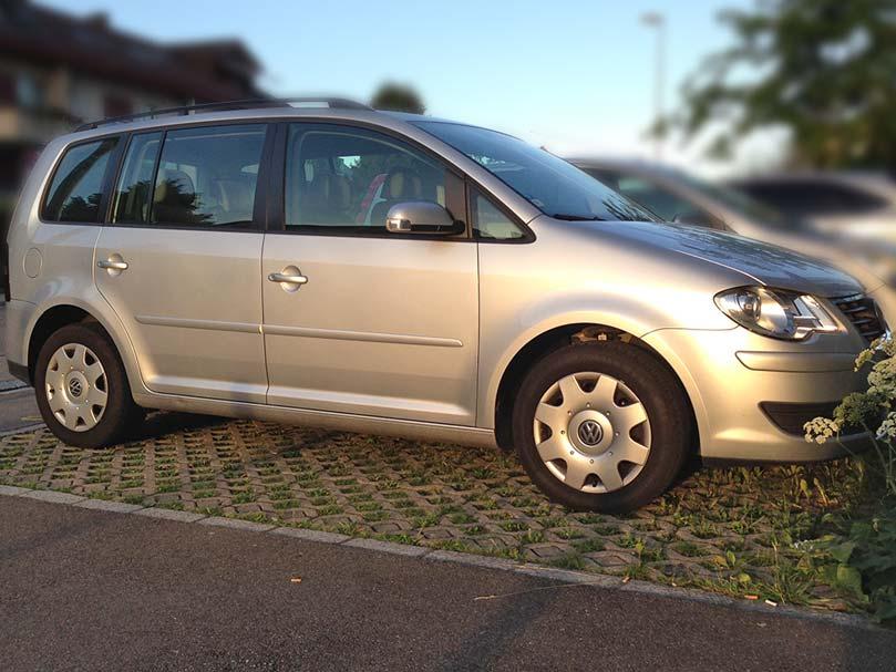 VW-Touran-2007-2L-Diesel-155000km