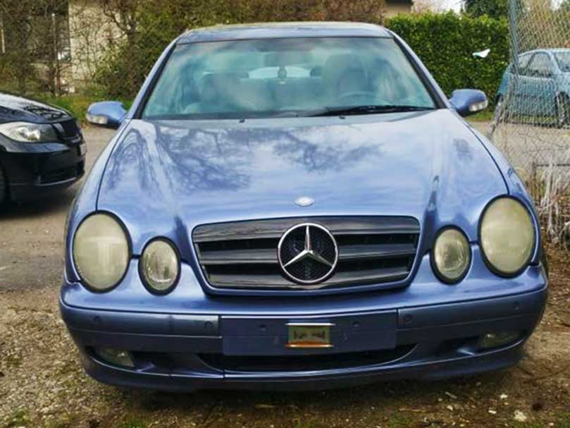 Mercedes Benz 320 CLK 1999 Automat Klima 225000km