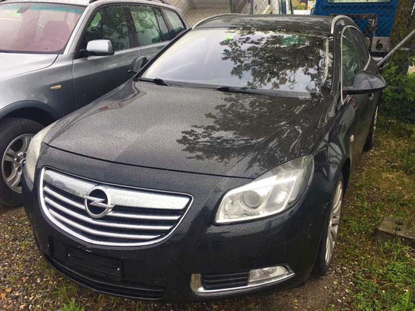 Opel Vectra 2009 2,8L Benziner Manuell Klima