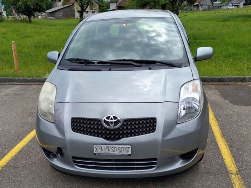 Toyota Yaris 2007 Automat Benziner 1.3L 179000km