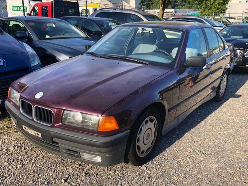 BMW 320 Automat Klima1994 225500km