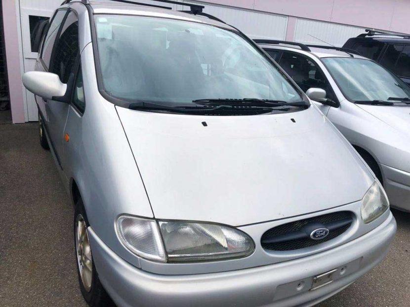 Ford Galaxy 2L Benziner manuel Klimaanlage 235000km