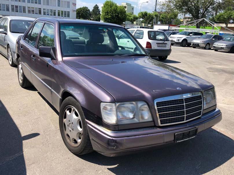 Mercedes Benz E 320 Automat 1994 Leder Klima 178000km Autoankauf