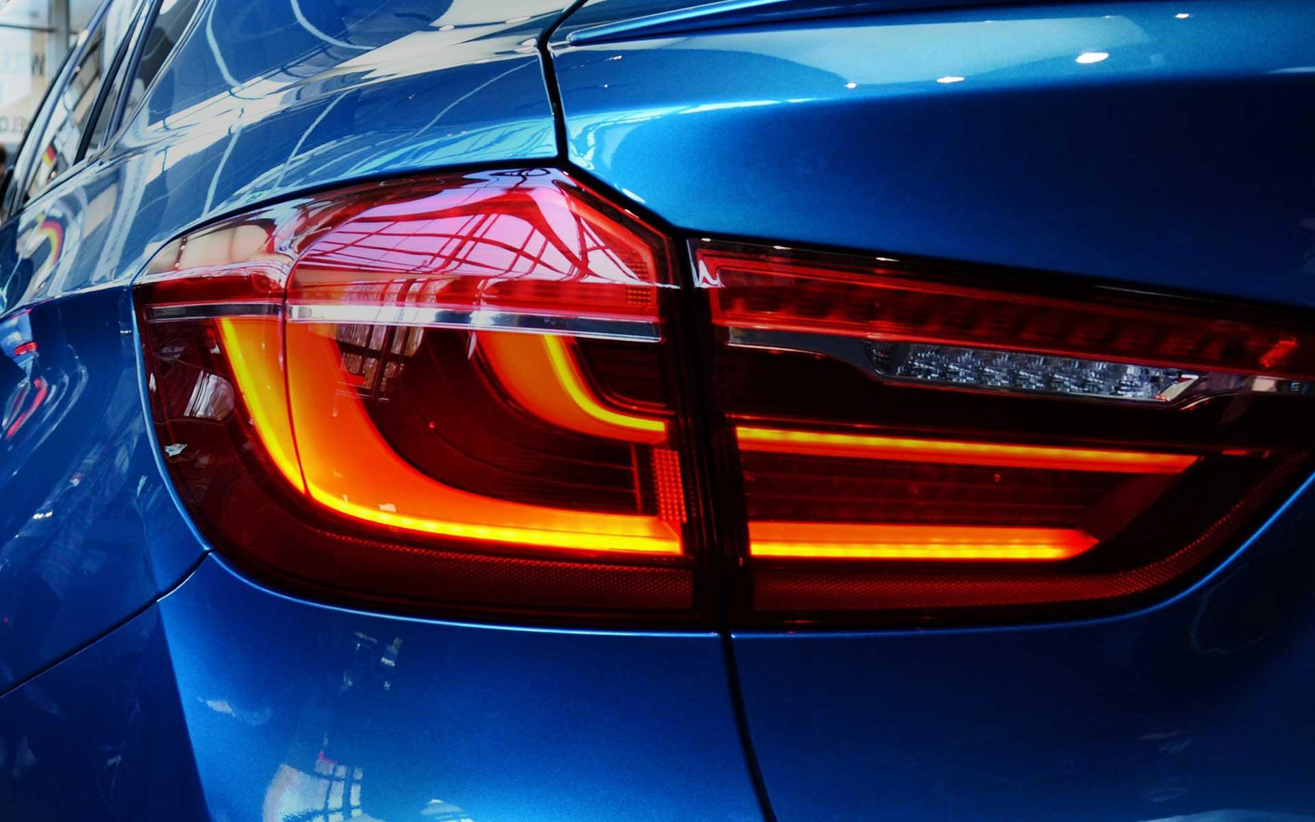 BMW Auto Heck Ruecklicht Auto Itani Autoankauf