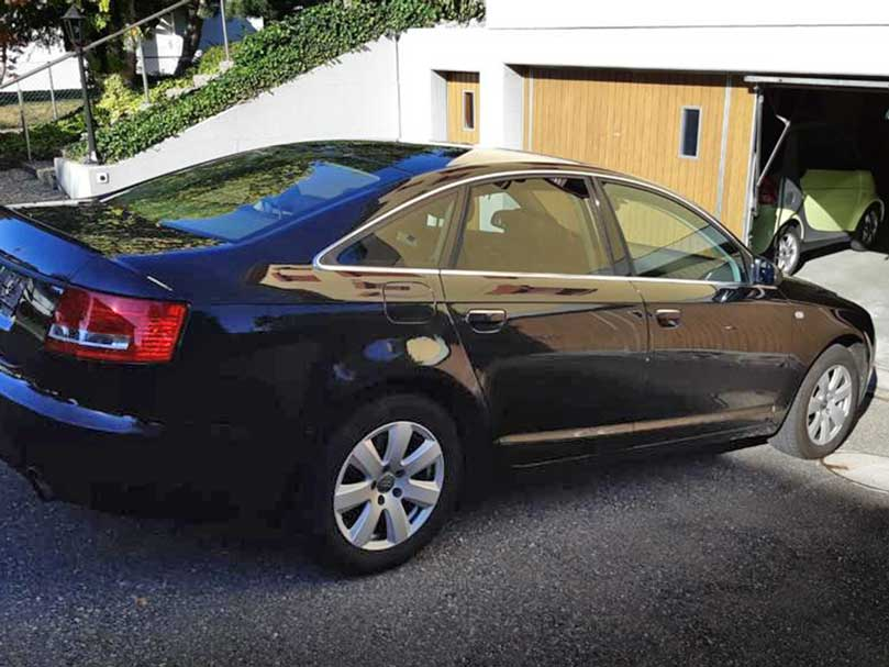 AUDI A6 Diesel 3L Automat Klima Leder 276000km 2010