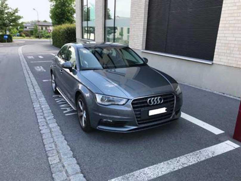 Audi A3 2015 Handschaltung Diesel 1,6L 72000km