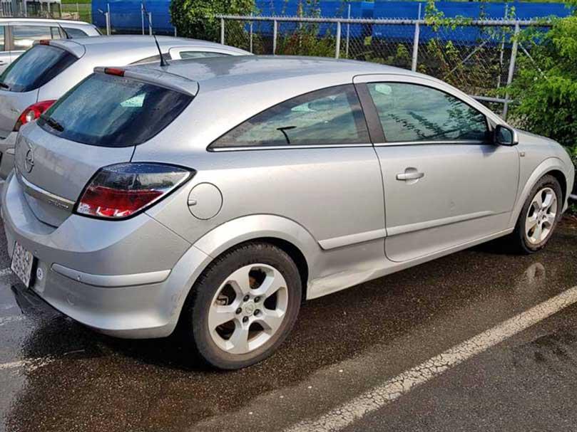 Opel Astra 2006 45000km 1.8L Benziner