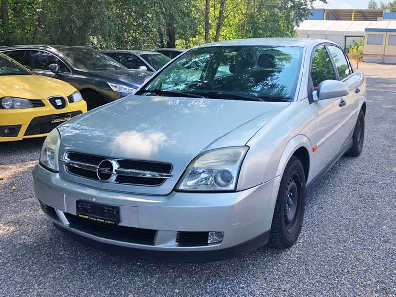 Opel Vectra 2008 Benziner 2.2L Automat Klima 245000km
