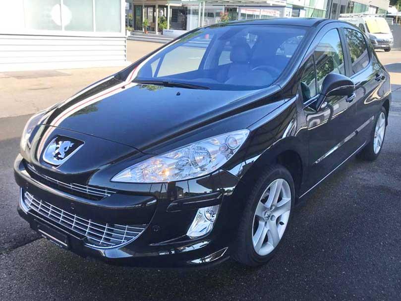 Peugeot 207 Benziner 2008 1,6L Automat Klima 174000km