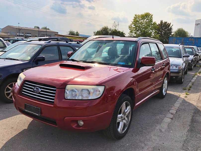 Subaru Legacy 2005 Automat Leder Klima Benziner 278000km