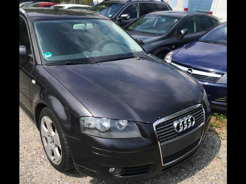 Audi A4 Diesel 2007 manuell 1,9L Klima 236000km
