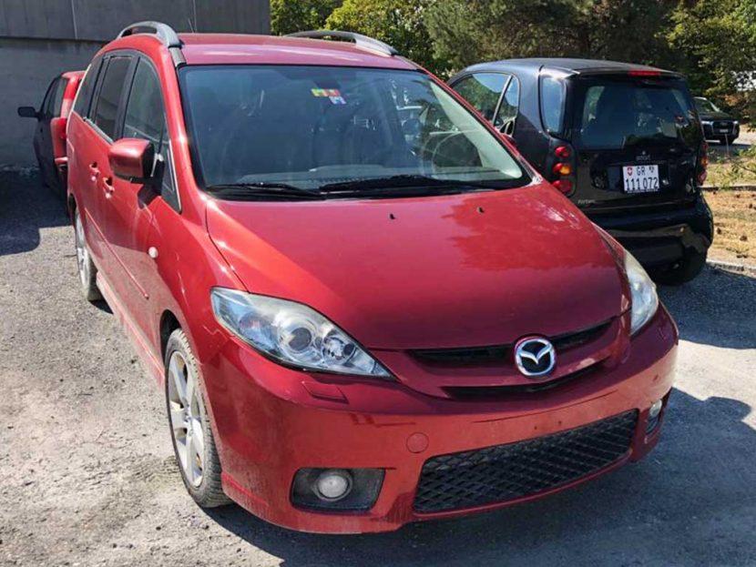 Mazda 5 Diesel 2006 manuell Klima 255000km