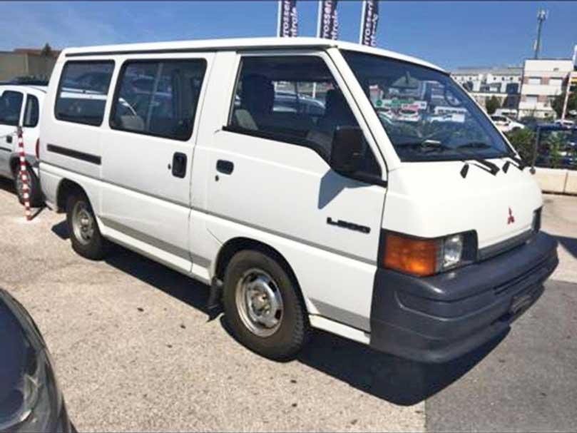 Mitsubishi L300 2002 4x4 manuell Diesel 278000km