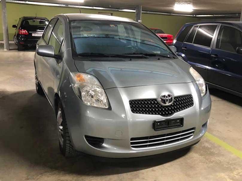 Toyota Yaris 2011 1,3L Benzin 234000km Automat Klimaanlage