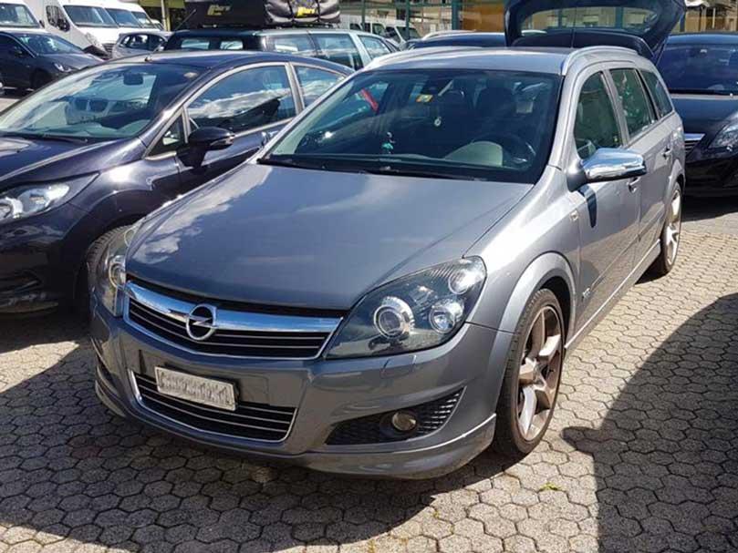 Opel Astra 2008 Diesel 1,9L 265000km Klima Handschaltung