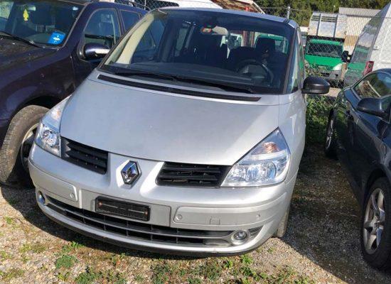 Renault Scenic 2006 manuell Benziner 1.6L Klima 197000km