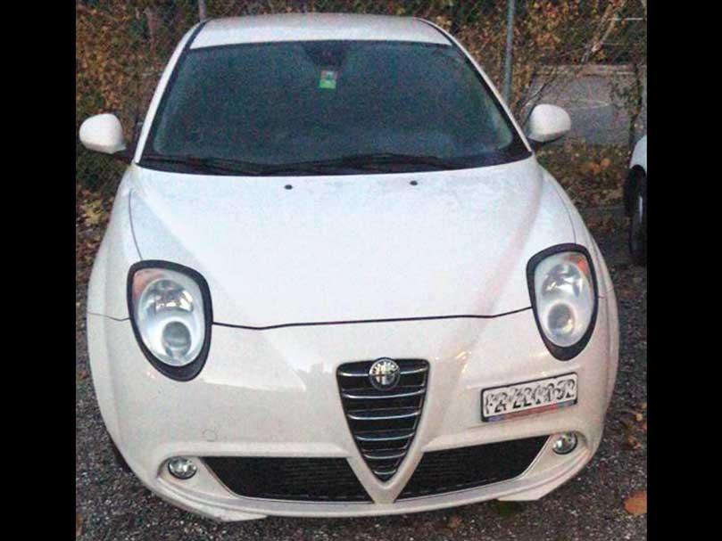 Alfa Romeo Mito 2009 Benziner weiss 163000km manuell 155PS 1368ccm 1220kg