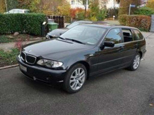 BMW 330xi Touring 2004 Benziner Automat 204PS 2993ccm Hinterradantrieb 6Zylinder 6,6L 193000km Typenschein 1BB206