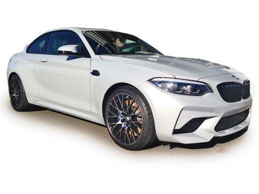 BMW M2 Competition Coupe 2979ccm 1625kg 410PS
