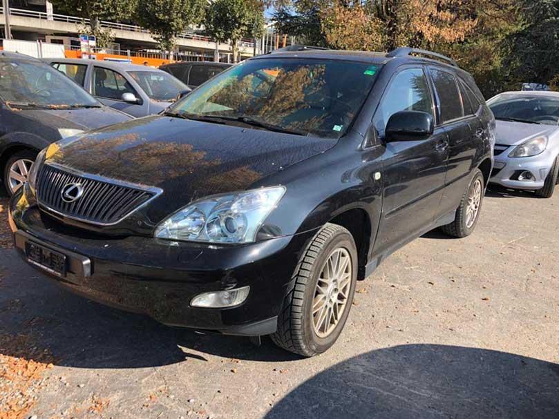 LEXUS RX 350 Automat 2007 Leder Klima 219000km 3456ccm 2160kg 276PS