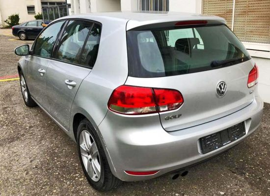 VW Golf 2.0 TDI Highline Diesel 2012 140PS 1968ccm 4,8L 1350kg Vorderradantrieb