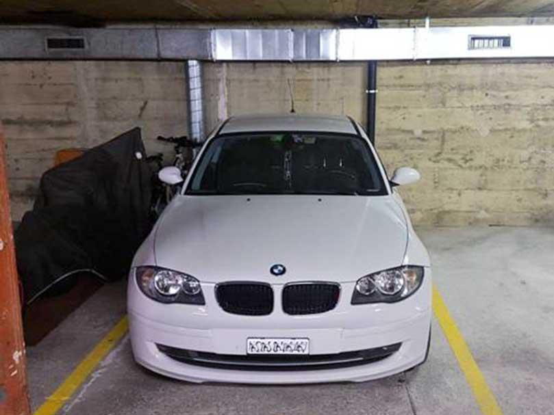 BMW 120i Benziner 2009 170PS manuell Hinterradantrieb 145000km 1384kg 1995ccm 8,6L 1BB434