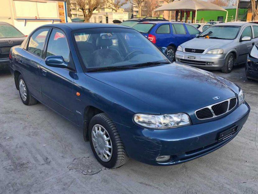 DAEWOO Nubira 2000i CDX Edition 1999 Automat Benzin 133PS 1998ccm 168000km 1344kg 10L