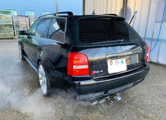 AUDI RS4 Avant quattro 1999 Automat Benziner 185000km 380PS 2671ccm 1694kg 12L