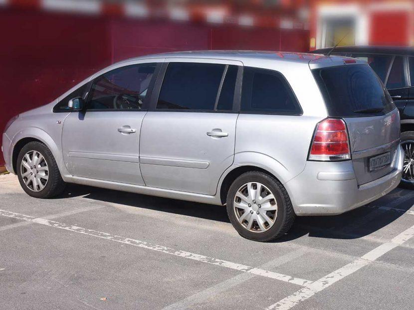 OPEL Astra Caravan 1.7 CDTi Edition 80PS 1686ccm 192000km Diesel manuell 1380kg 5,2L 1OA942