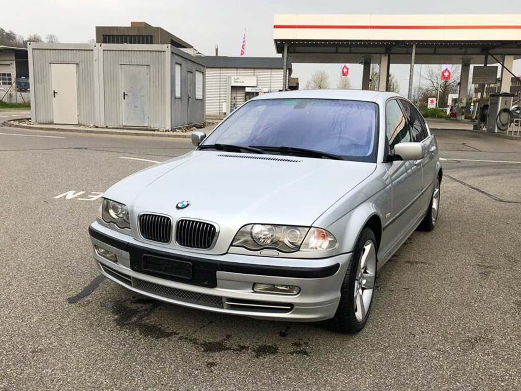 BMW 330i Automat 2001 Benziner 231PS 188000km 2979ccm 1540kg 9L