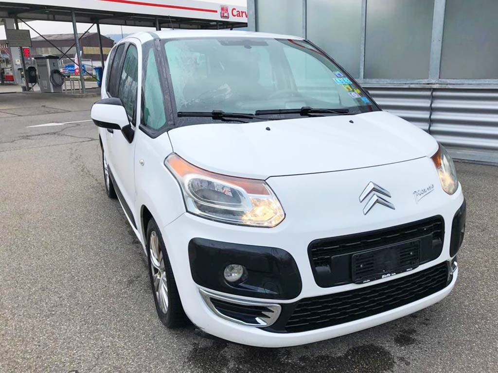 Citroën C3 Picasso 1.6 HDi 90 Seduction