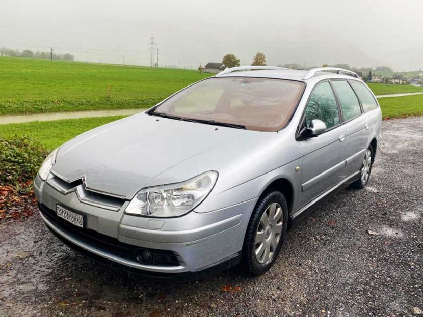 CITROEN C5 Break 2,2 HDi Exclusive Kombi Diesel 2007 2179ccm Automat 170PS Diesel 1728kg 6,5L