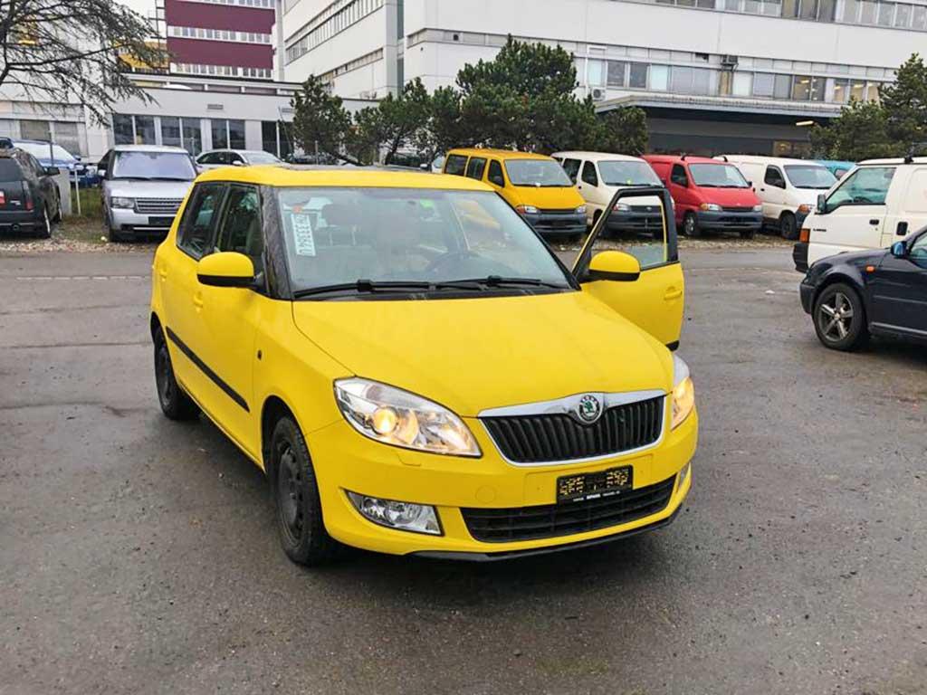 SKODA Fabia 1,4 Comfort Kleinwagen 2001 Diesel handgeschaltet 60PS 1397ccm 1230kg 149000km 7,2L