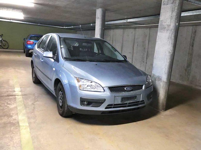 FORD Focus 1,8i Limousine 2006 Benziner manuell 212000km 125PS 1798ccm 1318kg 7L