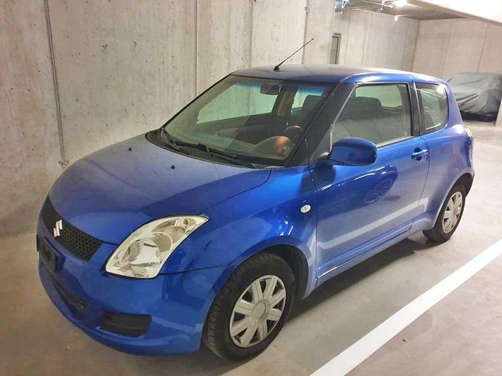 SUZUKI Swift 1,2i 16V GL Kleinwagen 2011 Benziner manuell 123000km 94PS 1242ccm 1066kg 5,2L