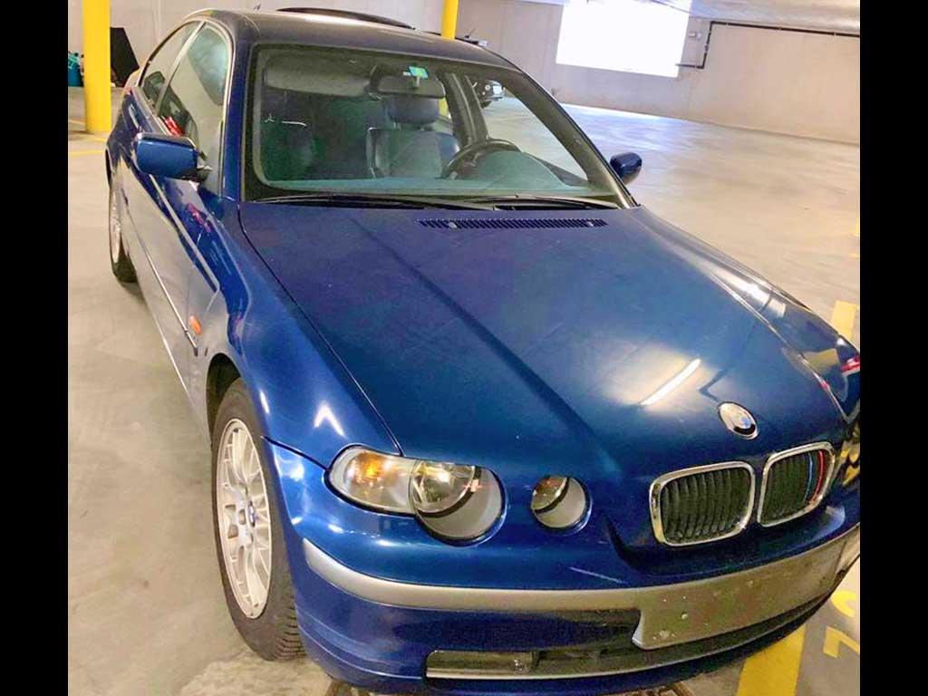 BMW 316 ti Advantage Compact Limousine Benziner 2001 Automat 115PS 1786ccm 146000km 1396kg 7L