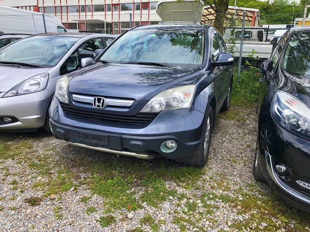 HONDA CR-V 2,0 4WD Executive SUV 2010 Benziner manuell Allrad 150PS 1997ccm 116000km 1600kg