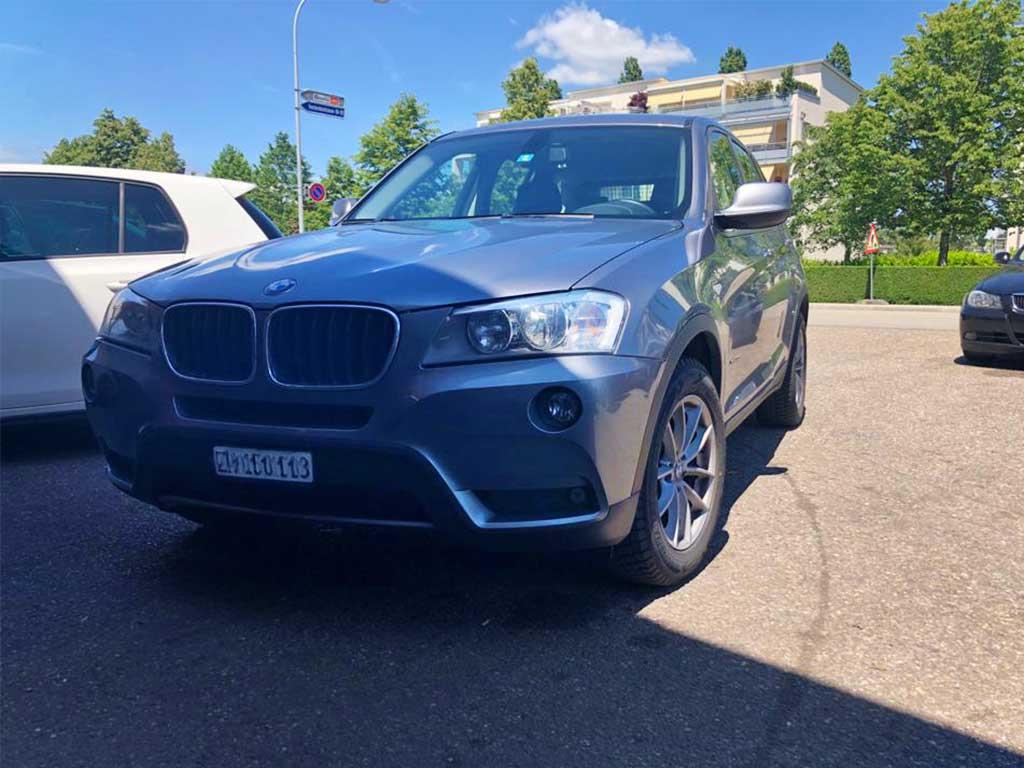 BMW X3 xDrive 35i Steptronic SUV Automat Benziner 204000km 306PS 2979ccm Allrad 6Zylinder 1880kg
