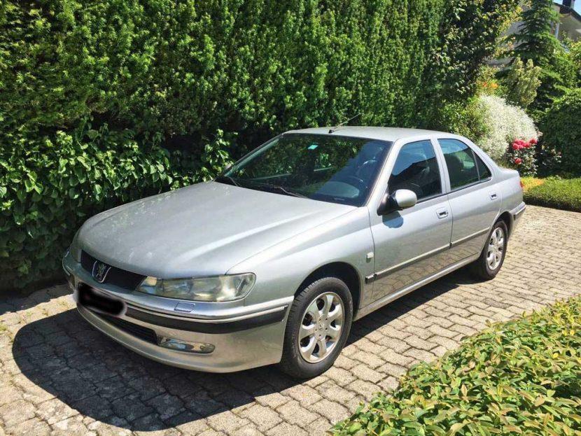 PEUGEOT 406 ST 2,0 HDi A Limousine Benziner 2002 Automat 194000km 1997ccm 110PS 1590kg 6,4L
