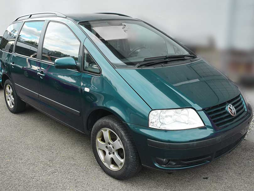 VW Sharan 1.9L Trendline 4Motion 2003