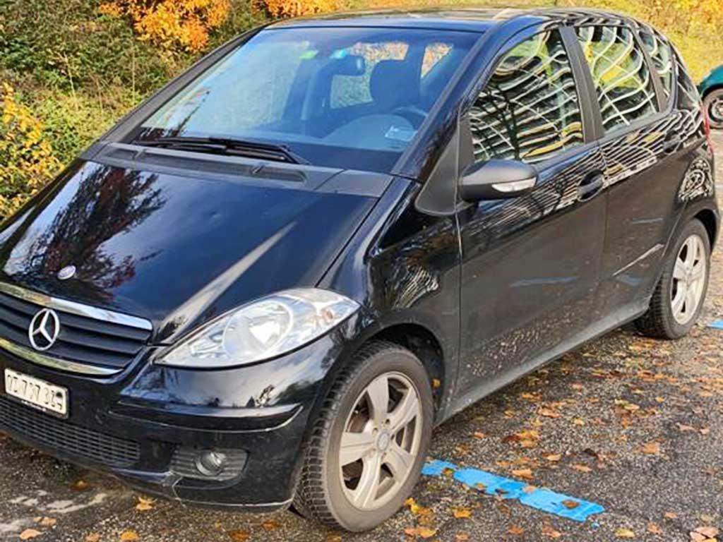 MERCEDES-BENZ A 160 CDI Avantgarde Limousine 2008 Diesel Automat 82PS 1991ccm 1344kg 5,4L 131000km