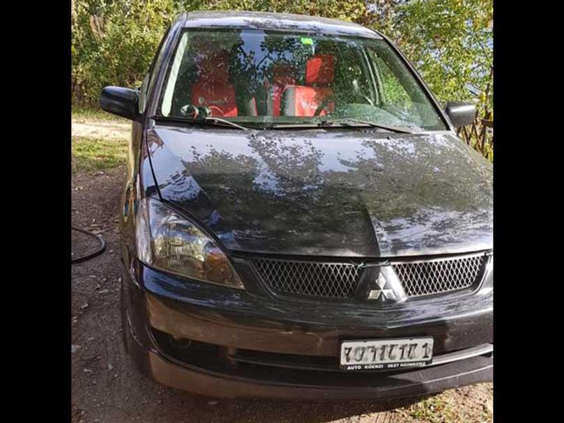 MITSUBISHI Lancer 2.0 Intense Sport Wagon 2007 Handschaltung Benziner 235000km 135PS 1439kg 1998ccm Vorderradantrieb